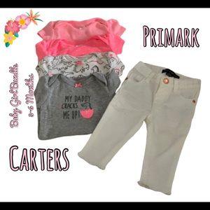 🛍 Carters body suit bundle